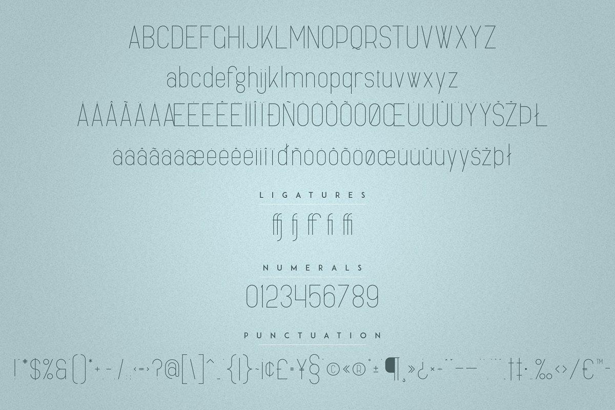 Rounded Sans Serif Font Eunoia - 8 1 1