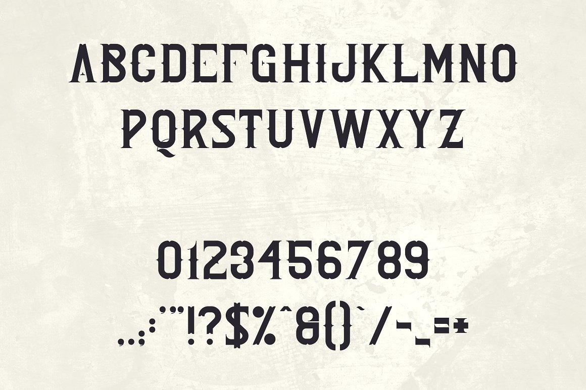 Young Rebel Font Duo: 4 Fonts - 8 1 3
