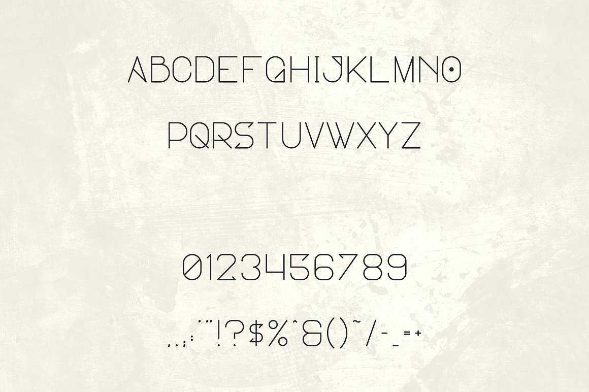 Young Rebel Font Duo: 4 Fonts - 9 1 3