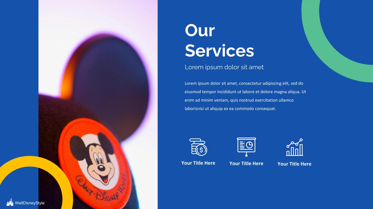 Free Disney Powerpoint Template 2020: 6 Slides - Disney.pptx 2