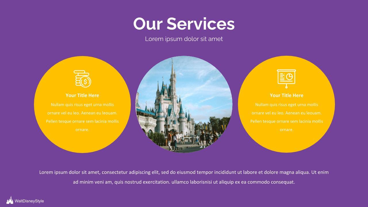 Free Disney Powerpoint Template 2020: 6 Slides - Disney.pptx 3