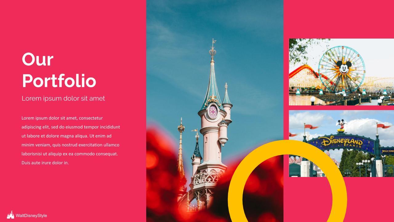 Free Disney Powerpoint Template 2020: 6 Slides - Disney.pptx 5