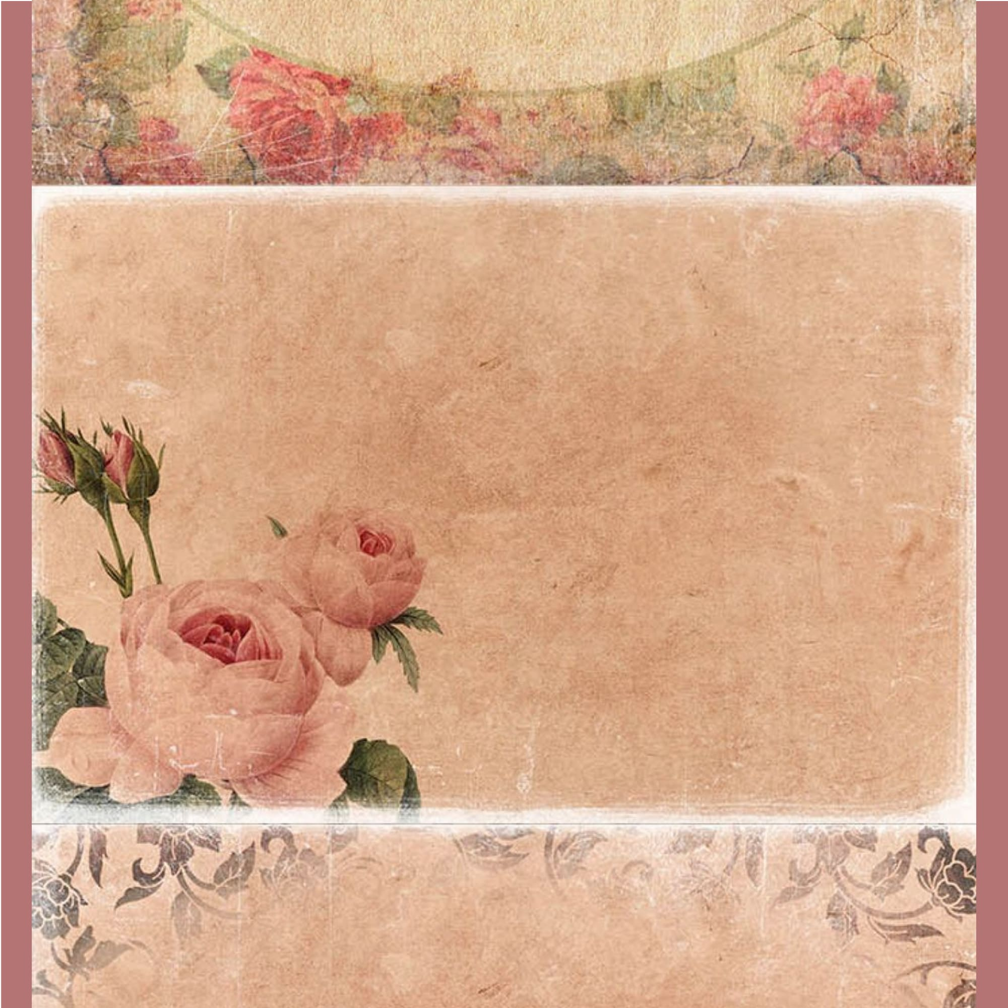 Examples of three vintage free backgrounds.