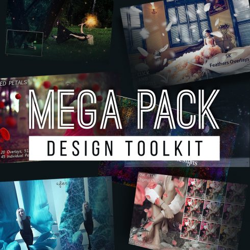 Author - Mega Pack Design Toolkit 1 490x490