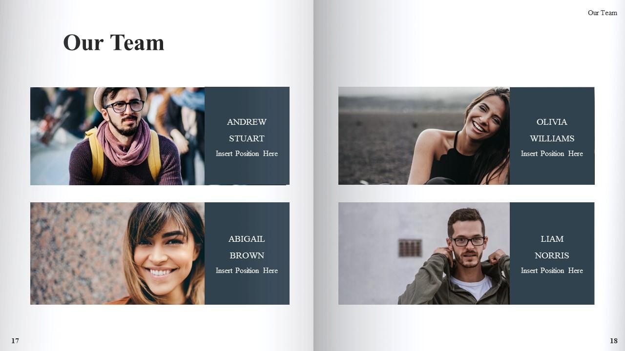 Best Book Presentation: Book Powerpoint Template 50 Slides - Slide11
