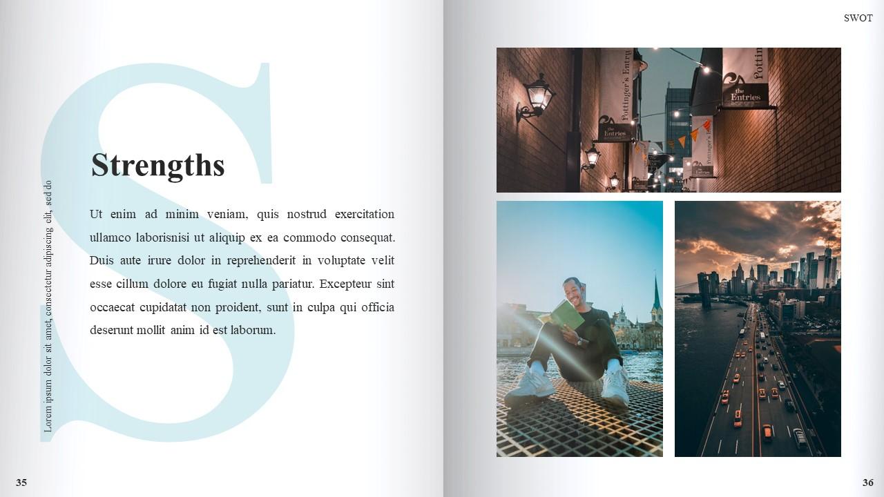 Best Book Presentation: Book Powerpoint Template 50 Slides - Slide20