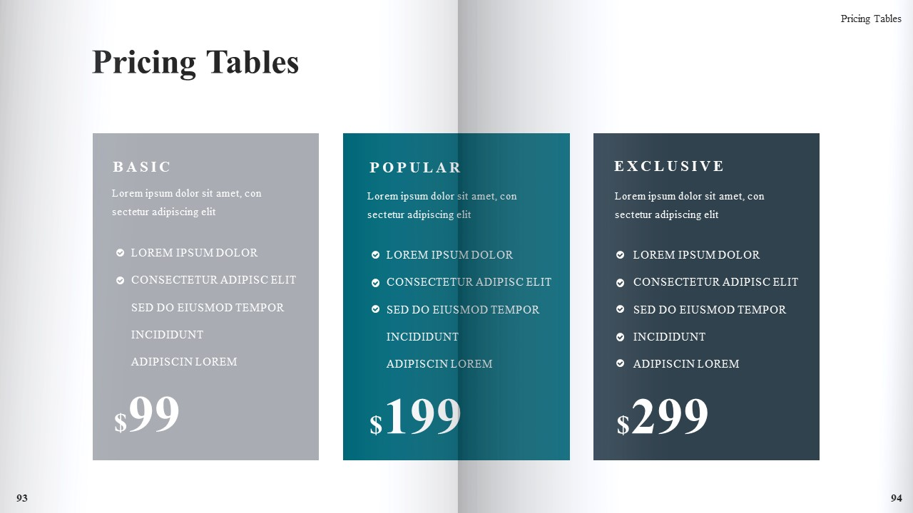 Best Book Presentation: Book Powerpoint Template 50 Slides - Slide49