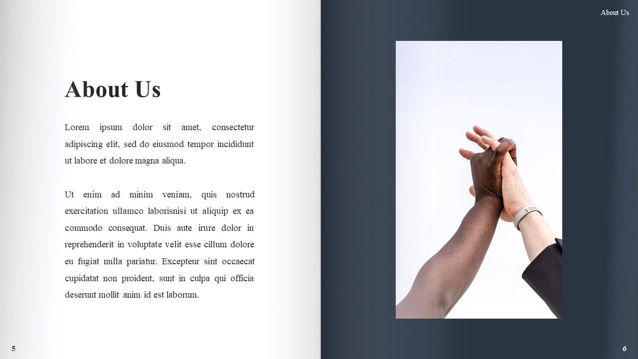Best Book Presentation: Book Powerpoint Template 50 Slides - Slide5