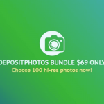 Depositphotos Bundle. Choose 100 hi-res photos now.