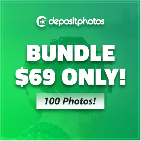 Depositphotos Bundle Deal