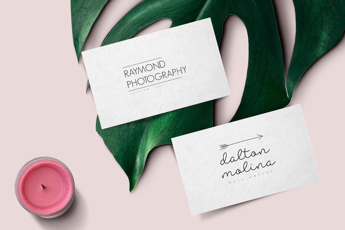 120 Elegant Premade Logo Pack 2020 - prev x1