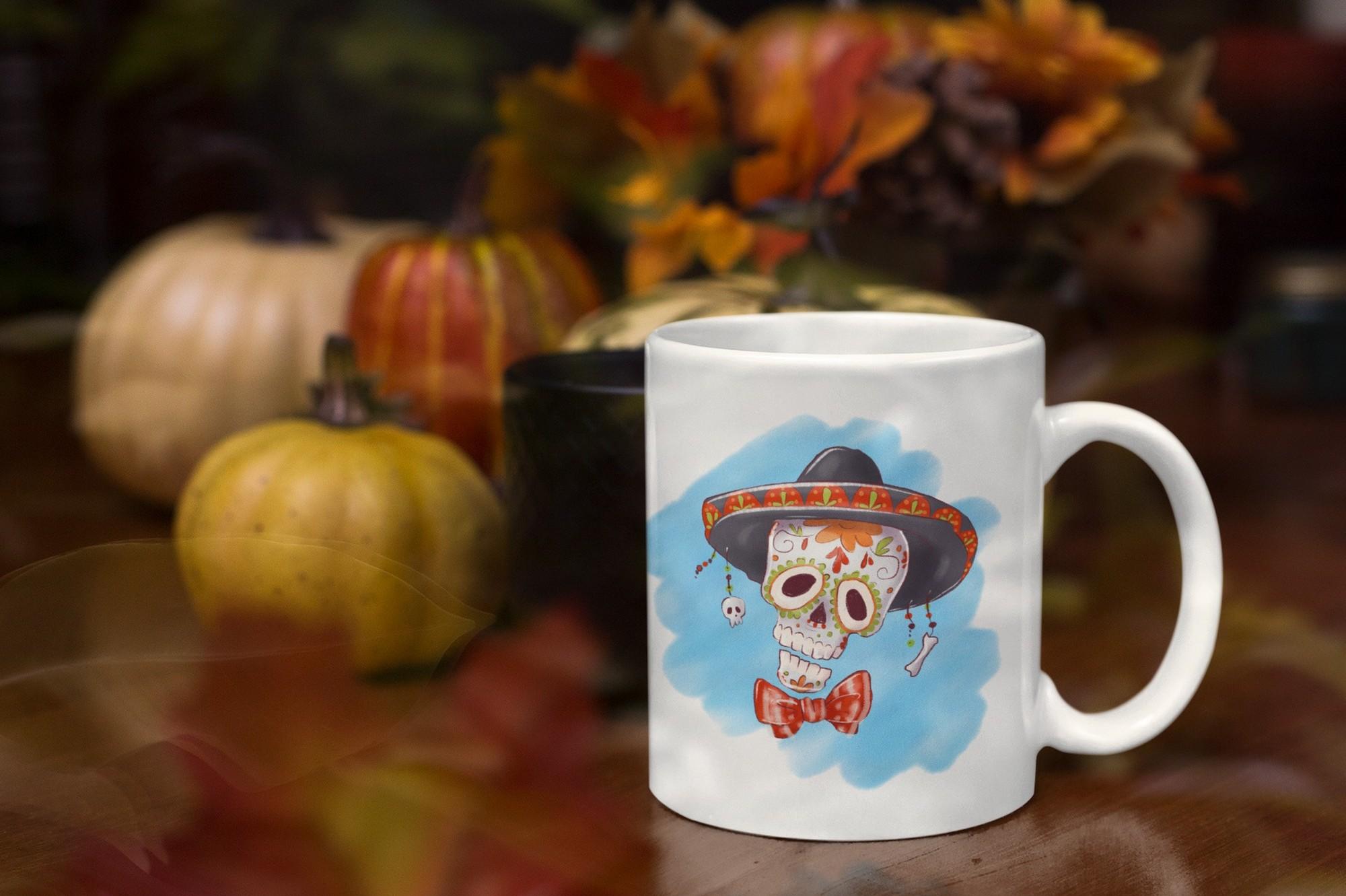 Dia De Los Muertos Clip Art 2020 - 10