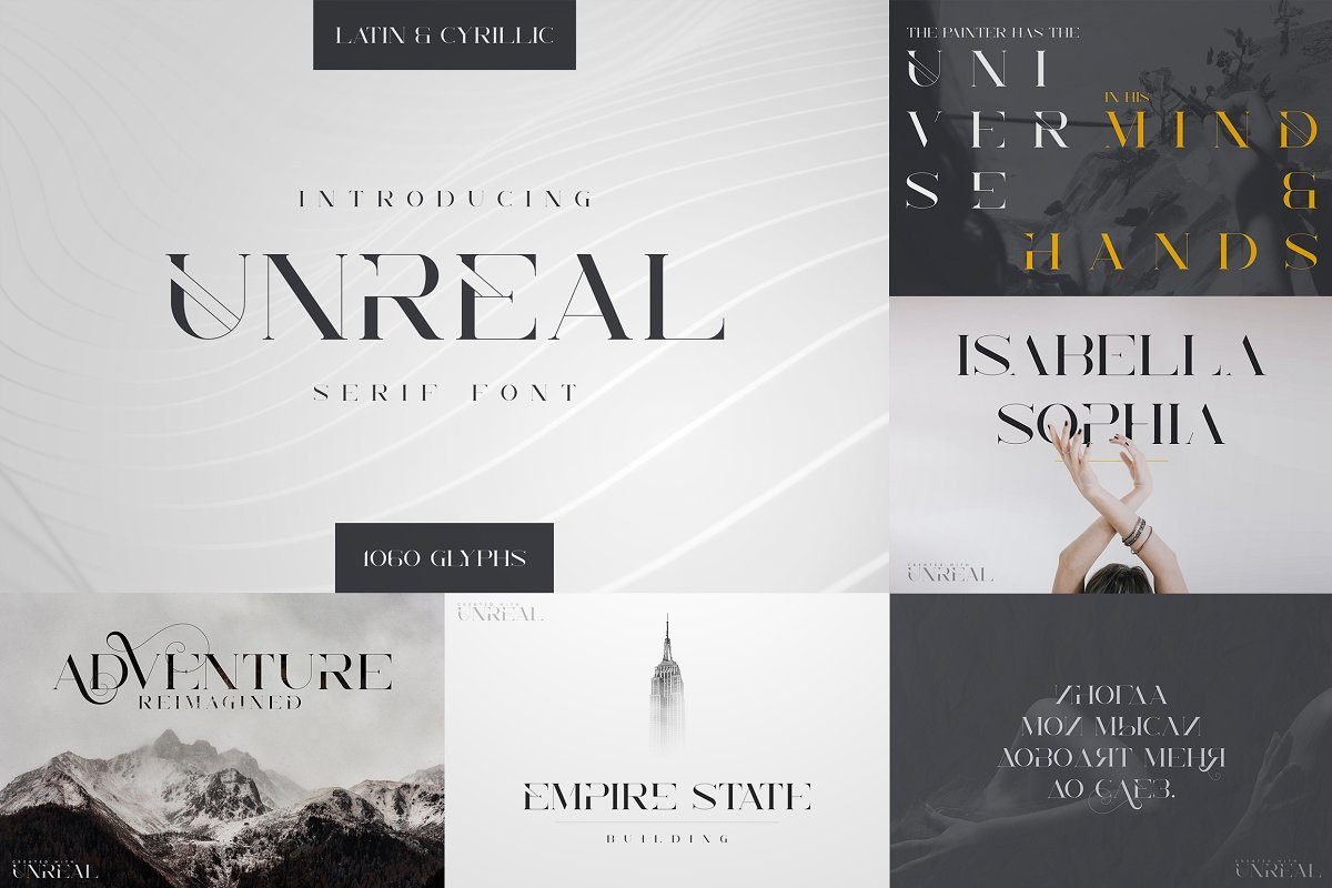 Bestseller Latin Font Collection Vol.02 - 6