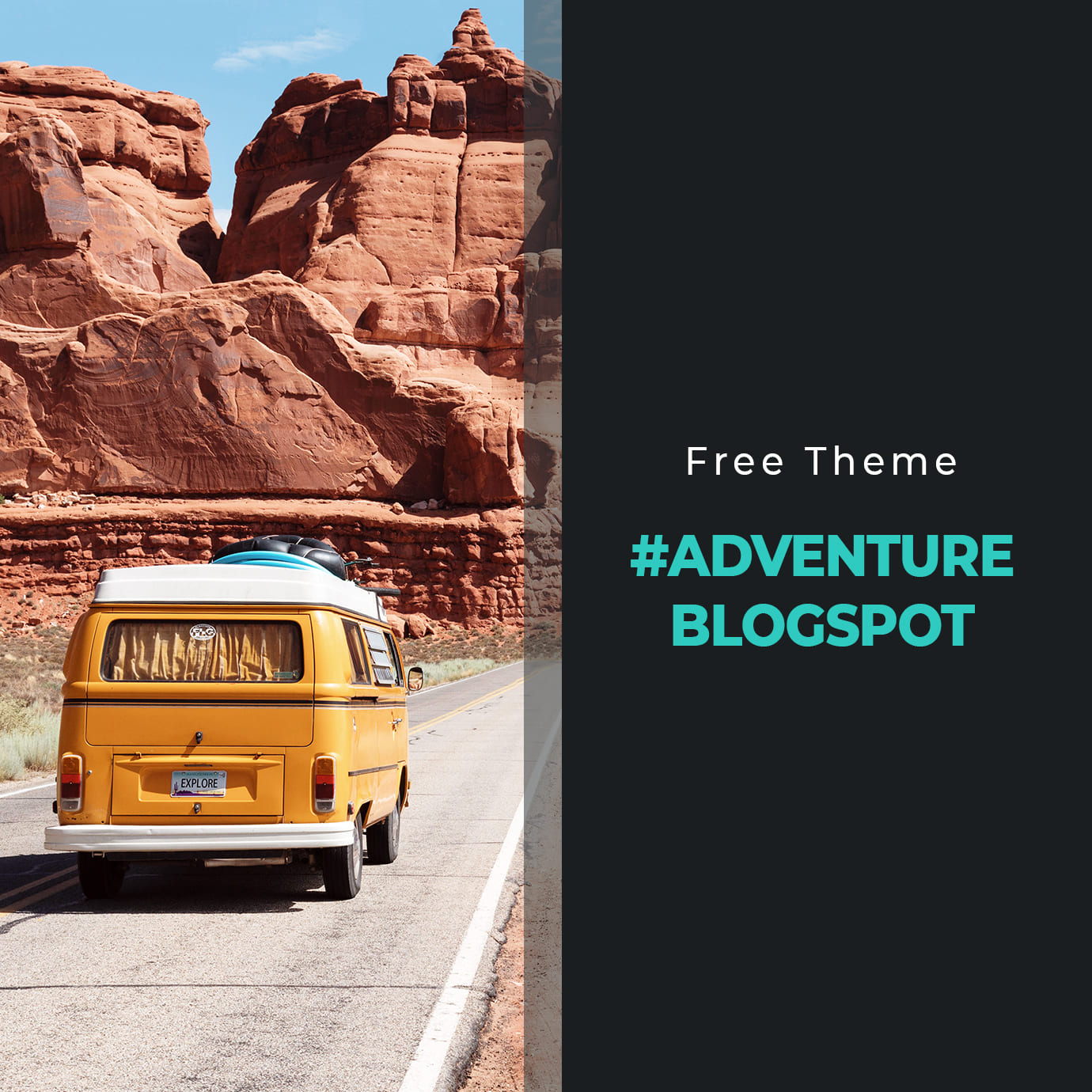Free Travel BlogSpot Theme.