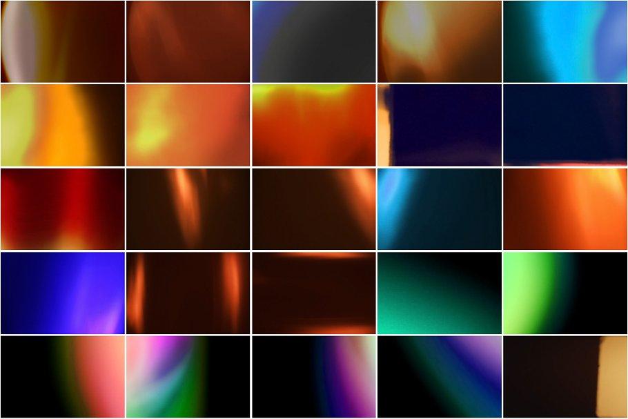 52 Film Burn Overlay & Grain Overlay Effect - film burn grain 8