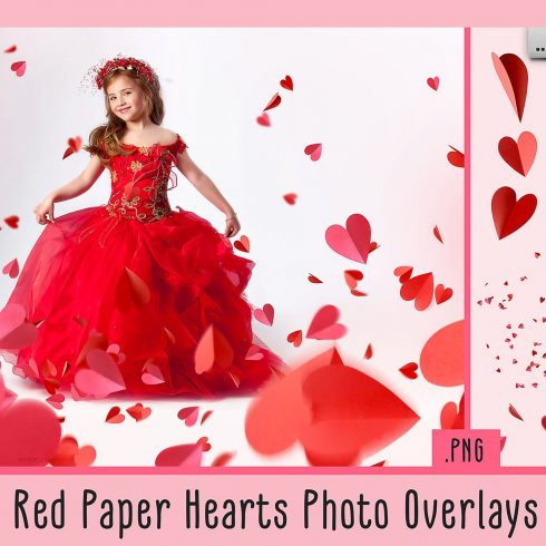 heart overlays