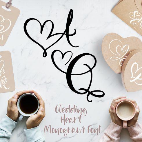 hello wedding font