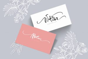 Modern Handwritten Calligraphy Font - title04 2 300x200