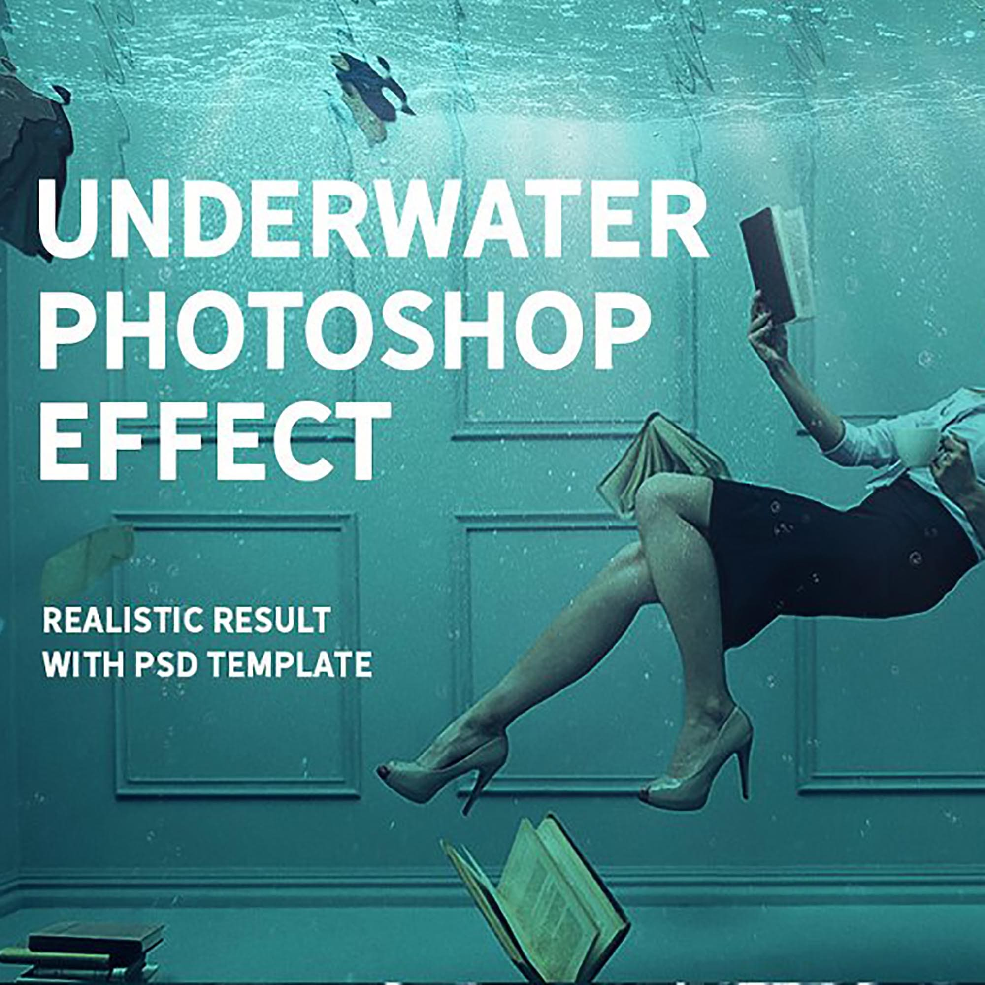 Underwater Effect Photoshop