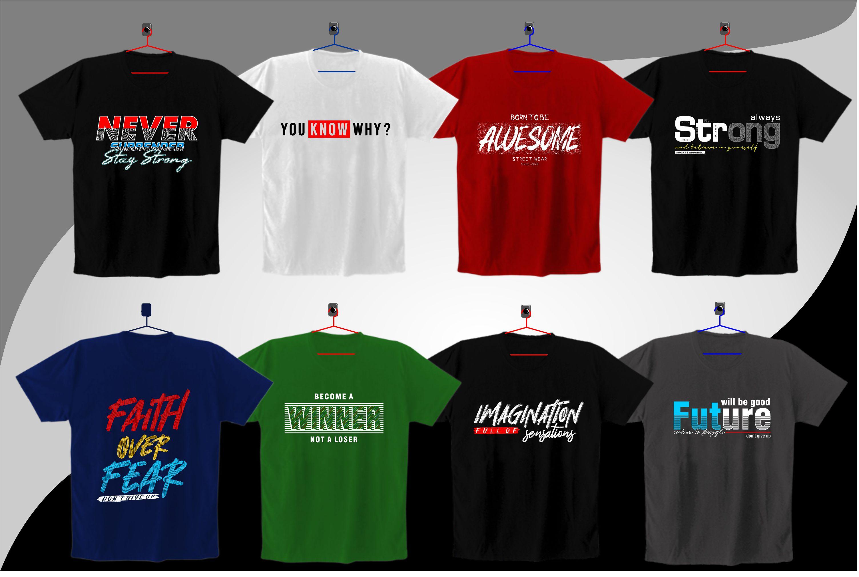 T-Shirt Design Lab: 500+ T-SHIRT DESIGNS BUNDLE - 15