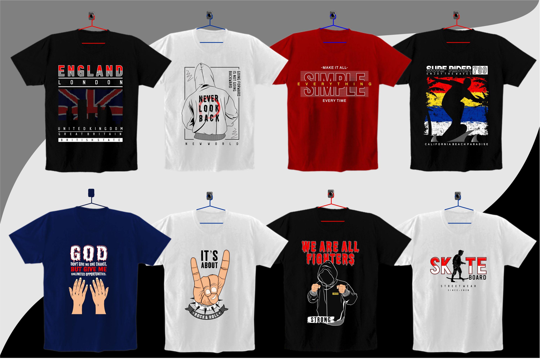 T-Shirt Design Lab: 500+ T-SHIRT DESIGNS BUNDLE - 18