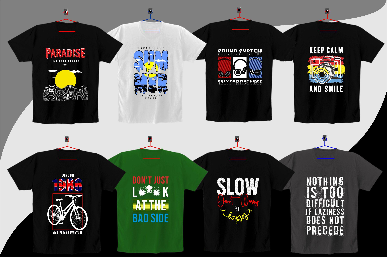 T-Shirt Design Lab: 500+ T-SHIRT DESIGNS BUNDLE - 21
