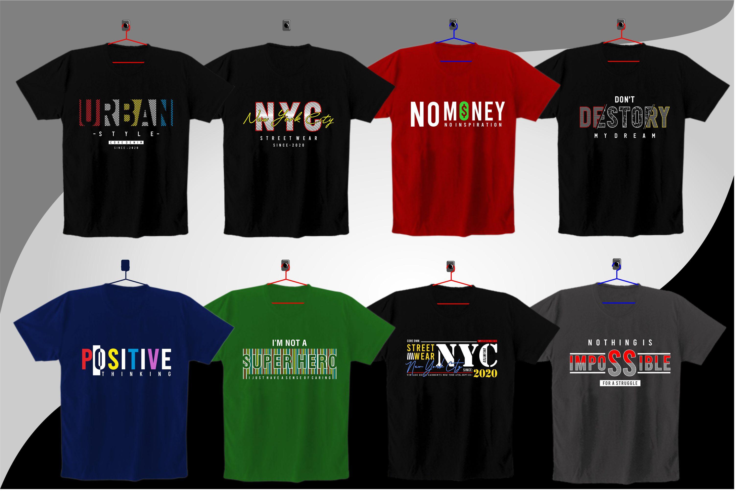 T-Shirt Design Lab: 500+ T-SHIRT DESIGNS BUNDLE - 25