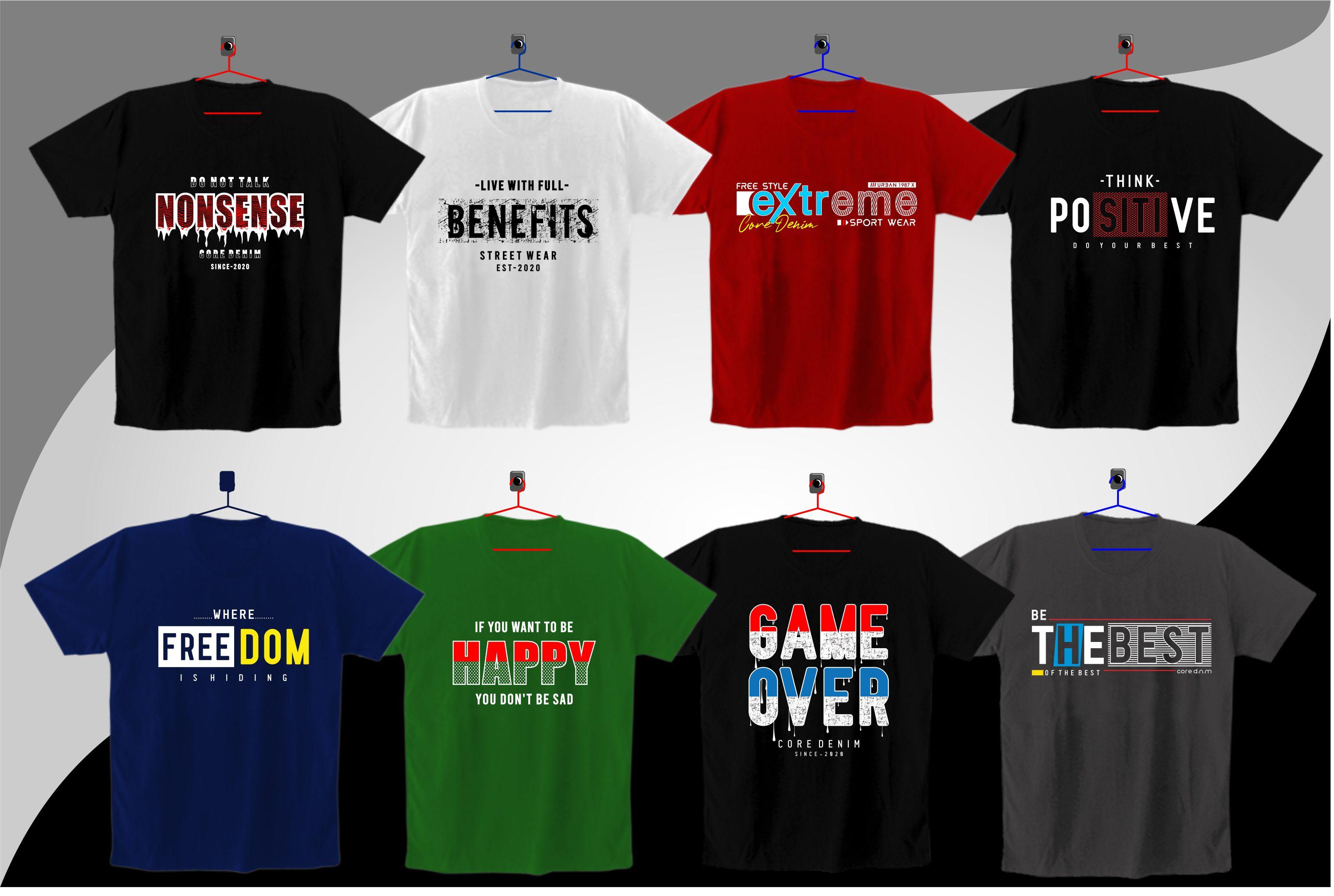 T-Shirt Design Lab: 500+ T-SHIRT DESIGNS BUNDLE - 30