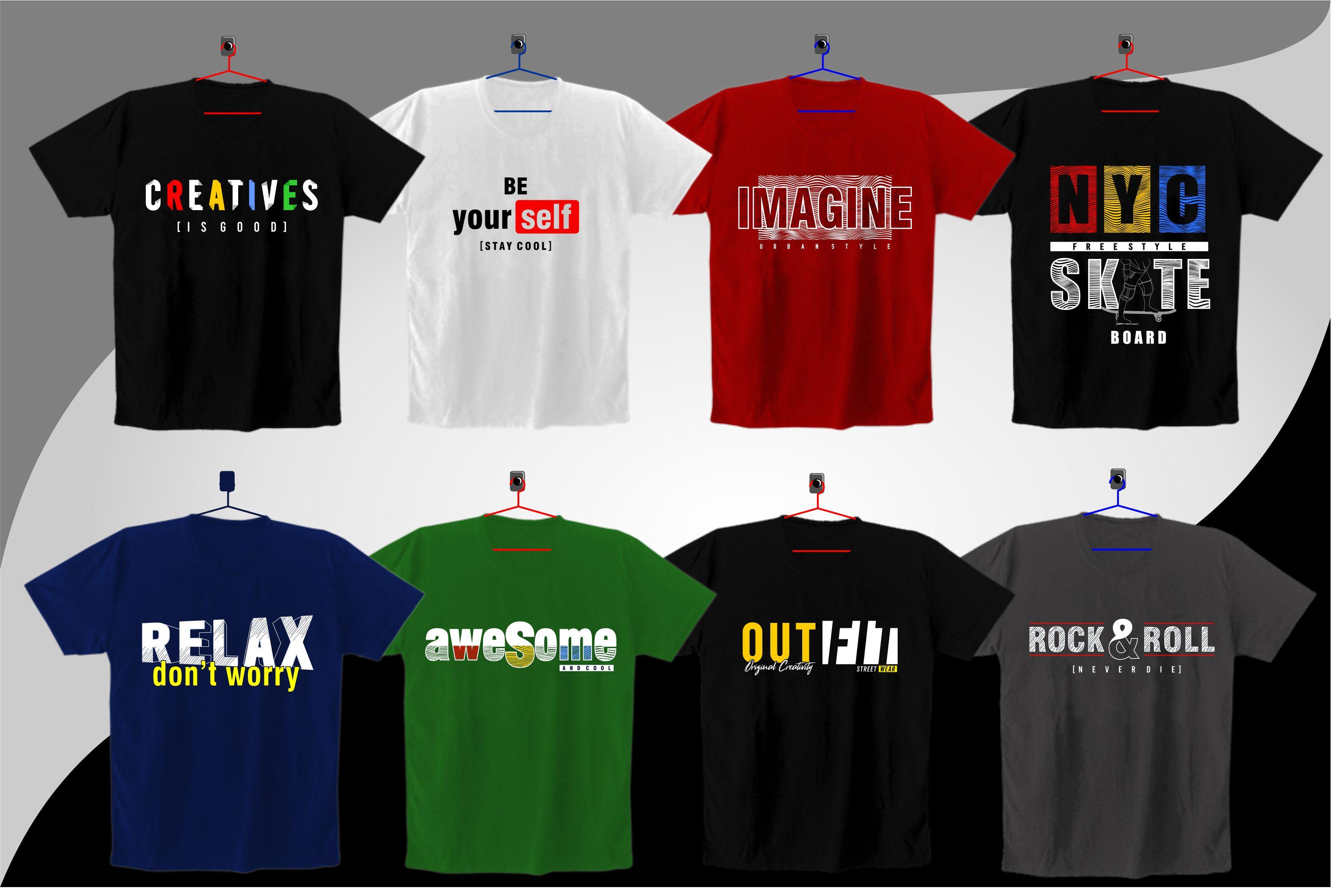 T-Shirt Design Lab: 500+ T-SHIRT DESIGNS BUNDLE - 32