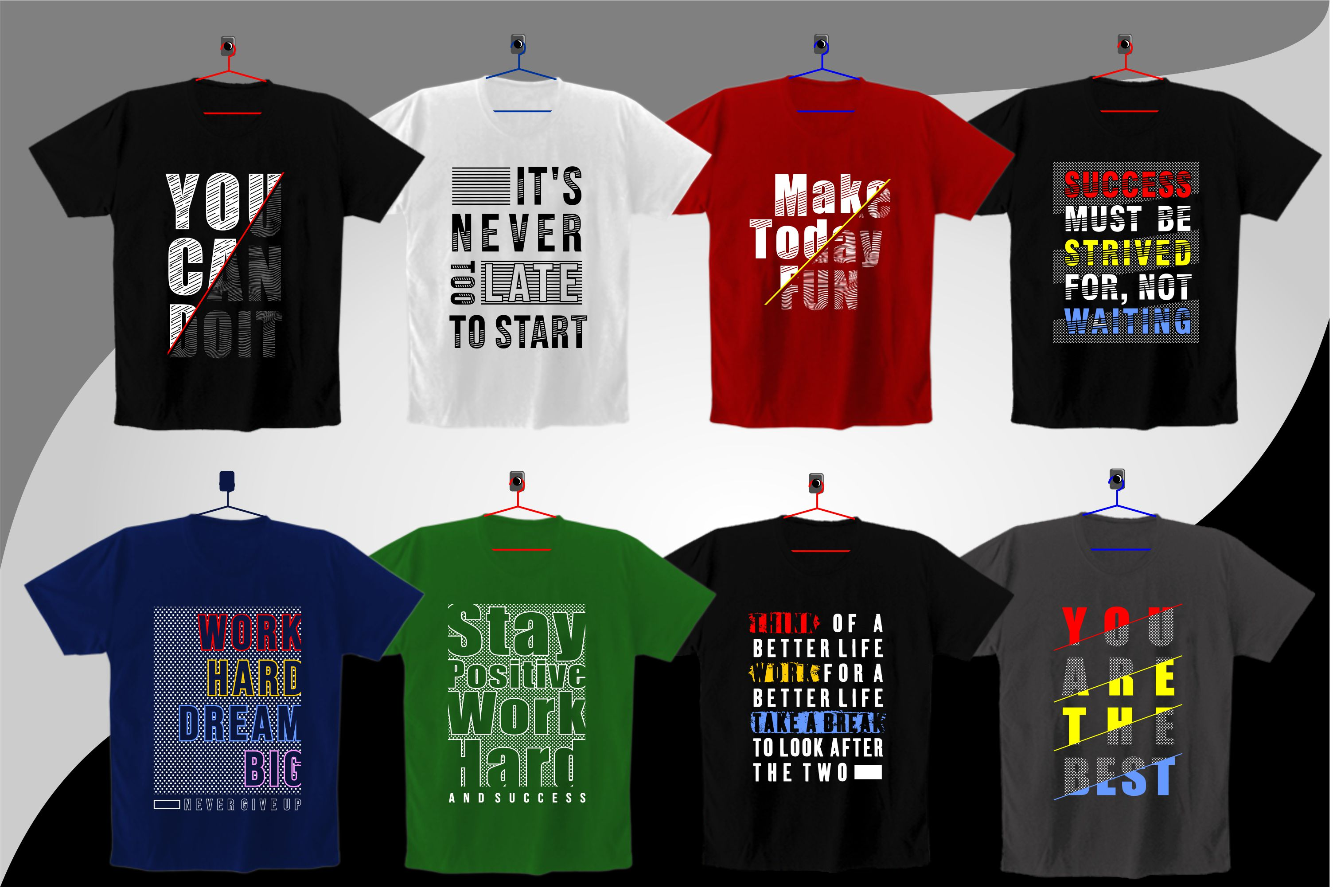 T-Shirt Design Lab: 500+ T-SHIRT DESIGNS BUNDLE - 33
