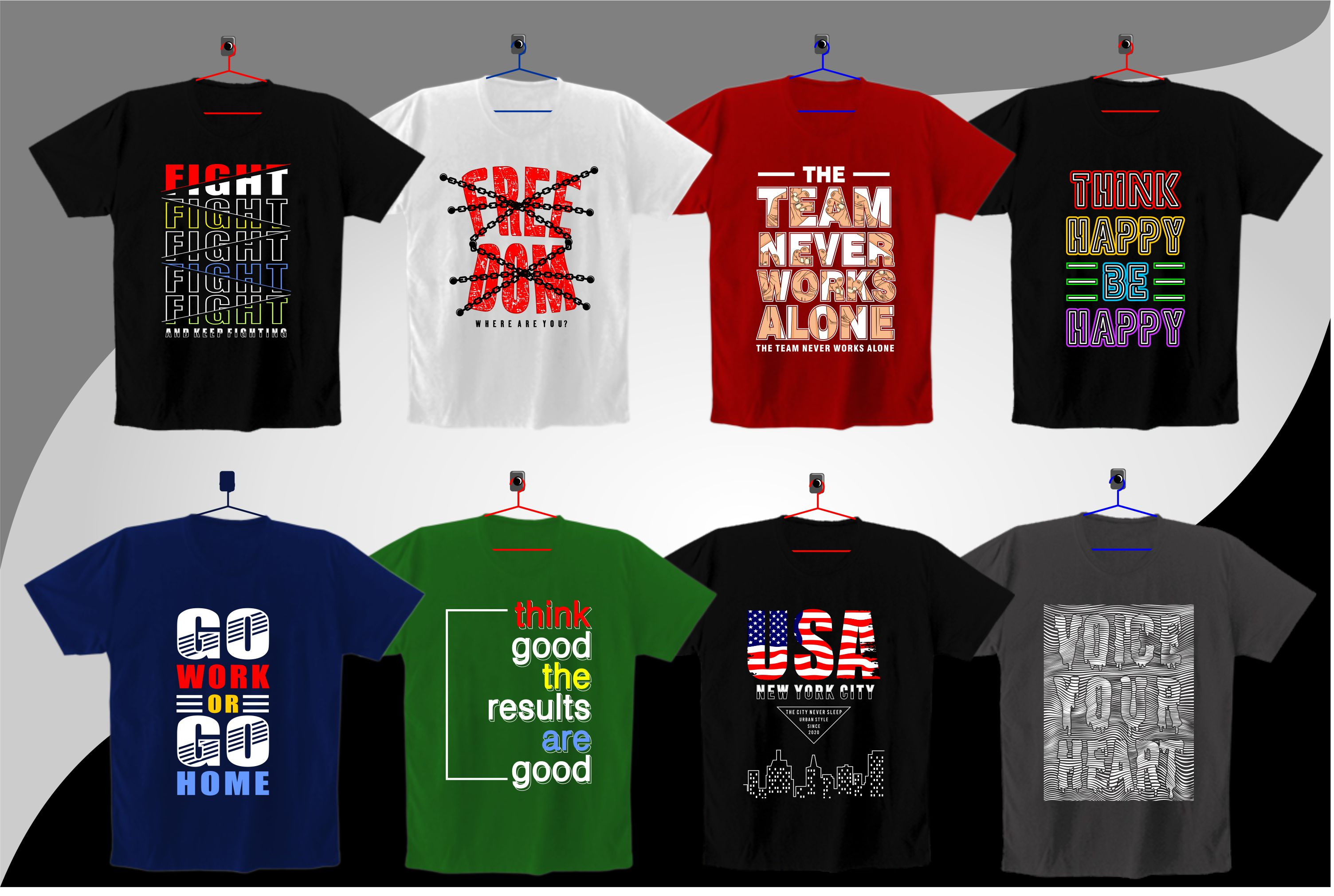 T-Shirt Design Lab: 500+ T-SHIRT DESIGNS BUNDLE - 34