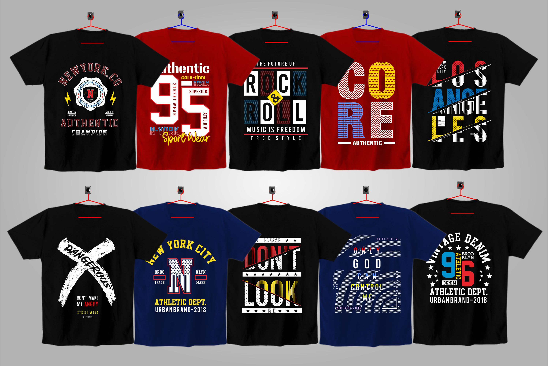 T-Shirt Design Lab: 500+ T-SHIRT DESIGNS BUNDLE - 40