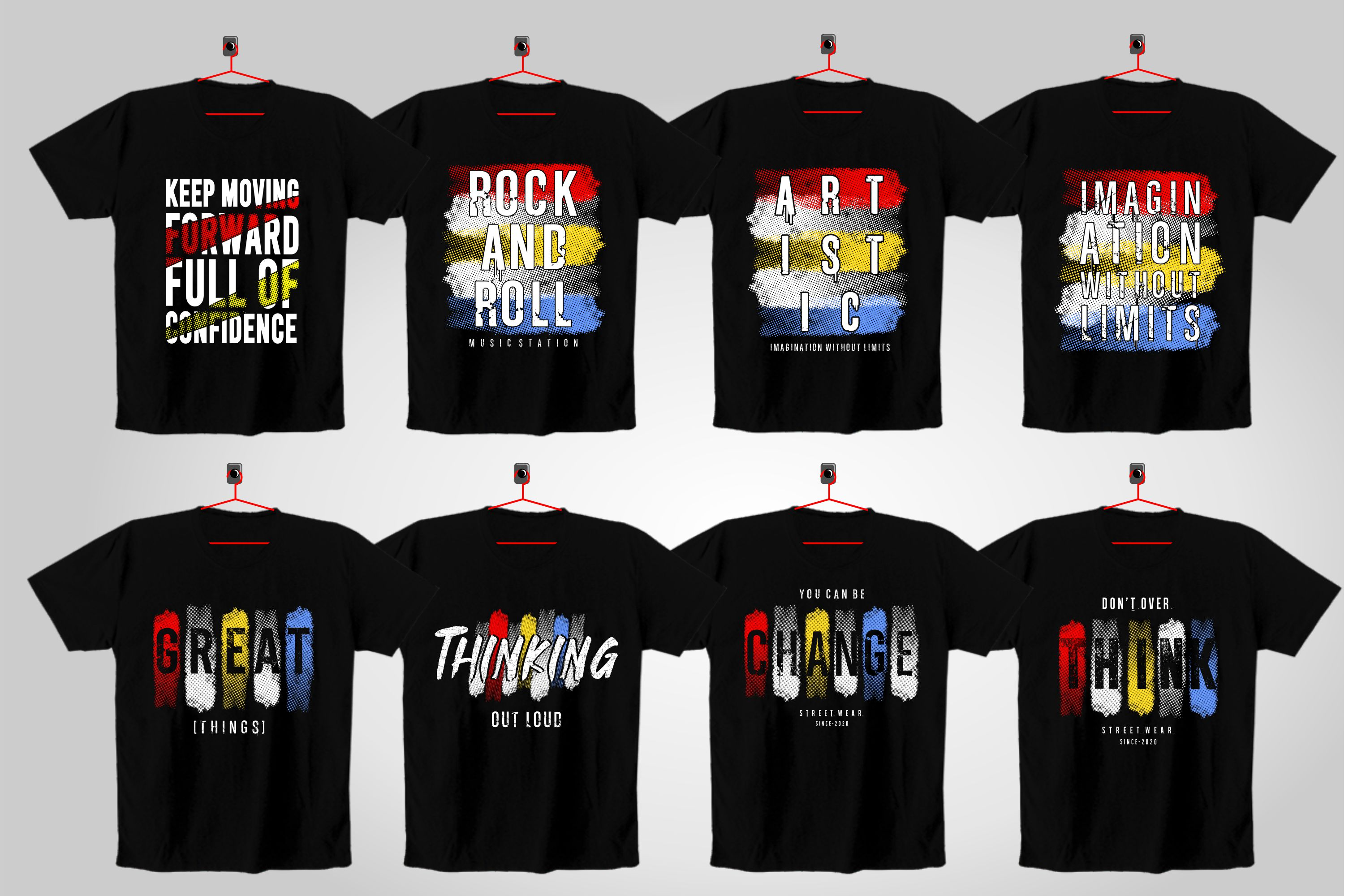 T-Shirt Design Lab: 500+ T-SHIRT DESIGNS BUNDLE - 46