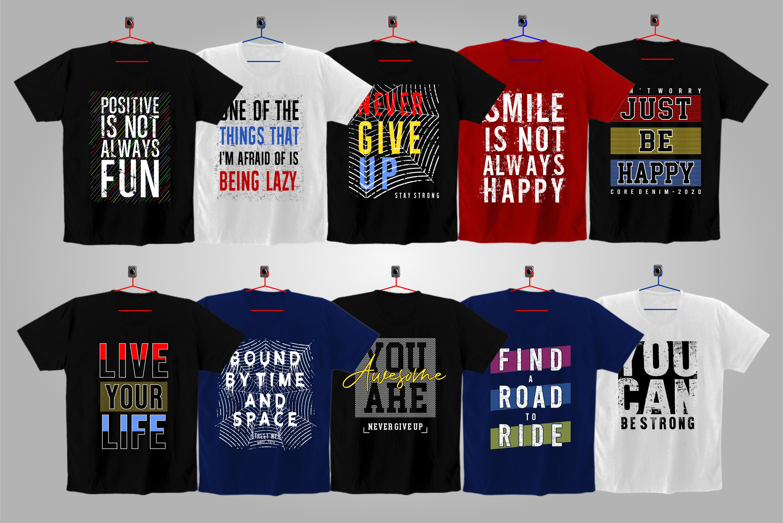 T-Shirt Design Lab: 500+ T-SHIRT DESIGNS BUNDLE - 47