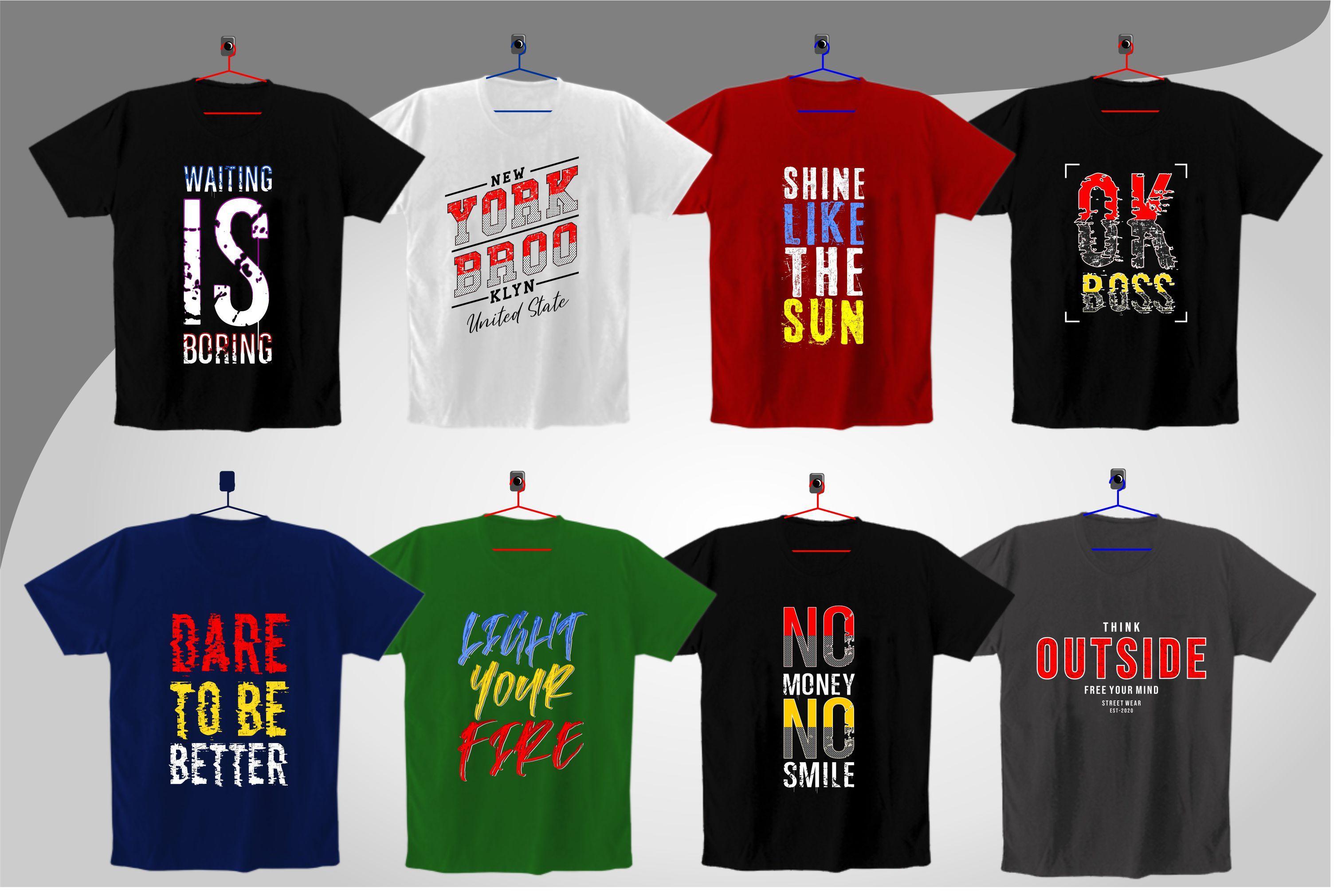 T-Shirt Design Lab: 500+ T-SHIRT DESIGNS BUNDLE - 54