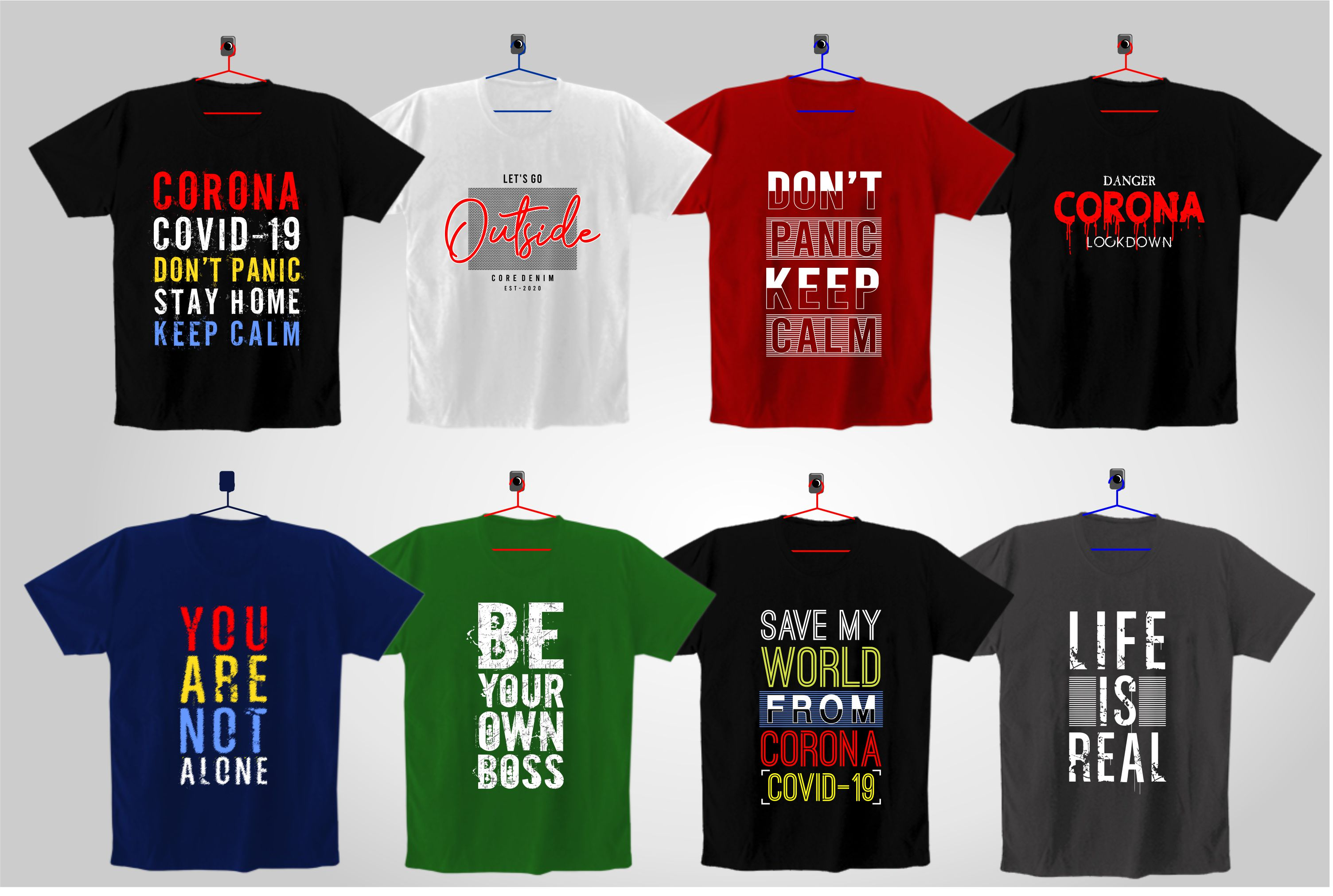 T-Shirt Design Lab: 500+ T-SHIRT DESIGNS BUNDLE - 57