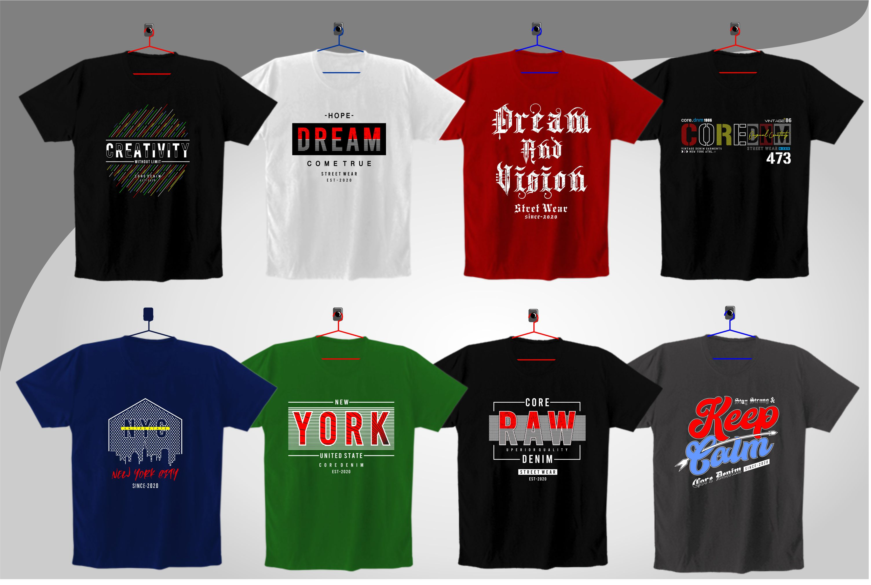 T-Shirt Design Lab: 500+ T-SHIRT DESIGNS BUNDLE - 58