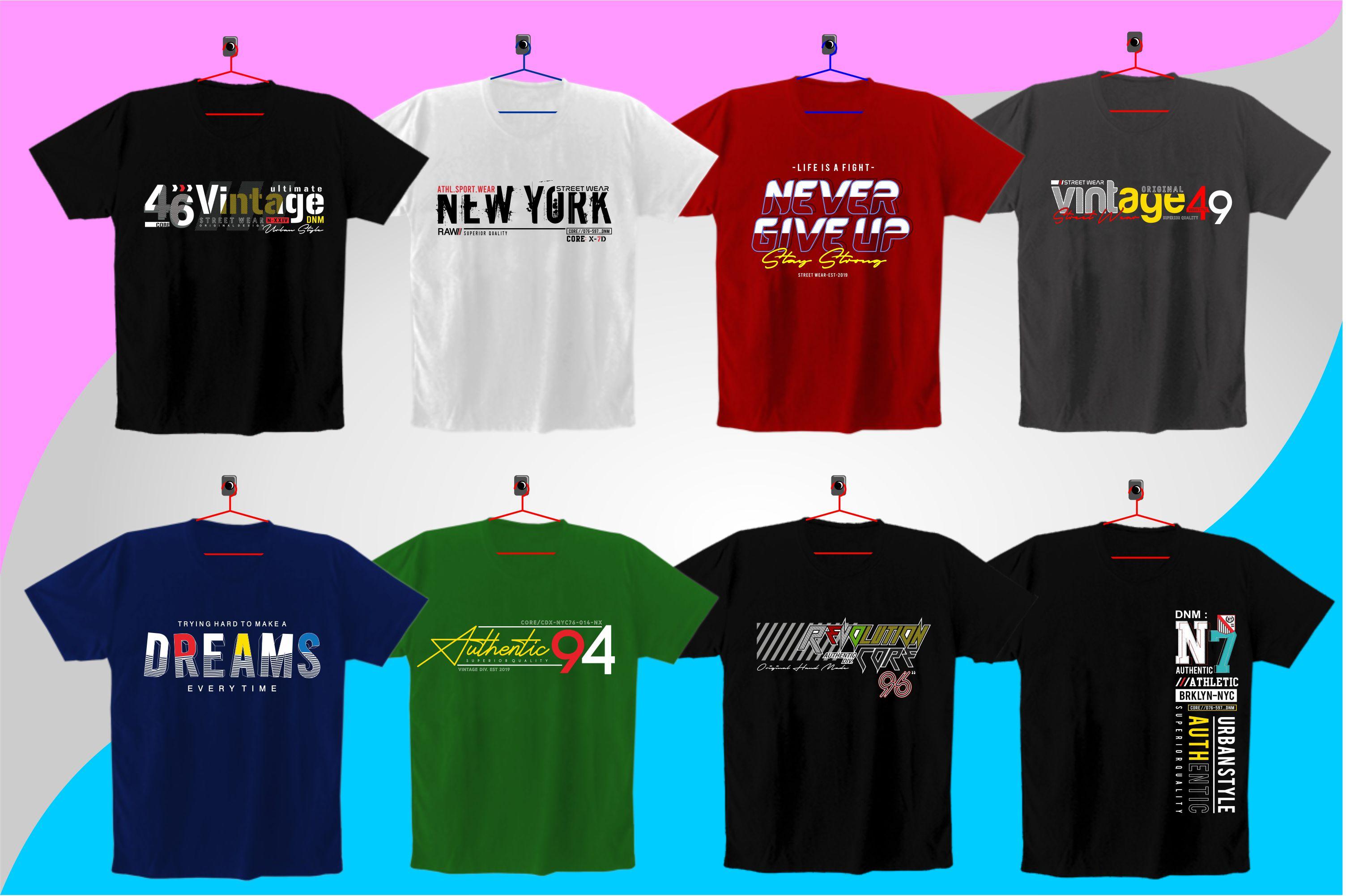 T-Shirt Design Lab: 500+ T-SHIRT DESIGNS BUNDLE - 8