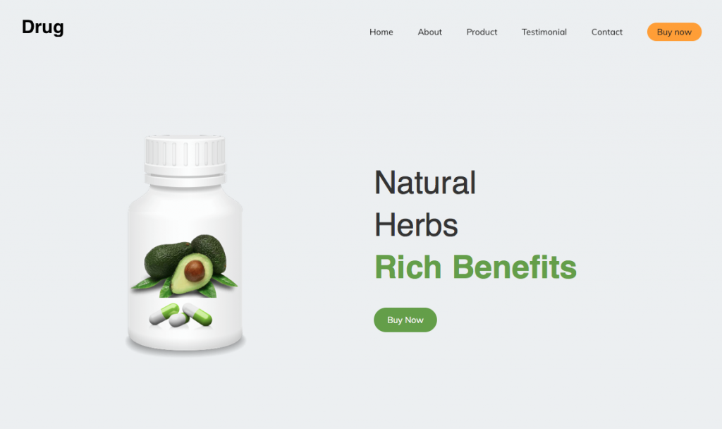 Free Drug Theme Medical Blog - Screen Shot 2020 10 01 at 17.41.17 1024x608