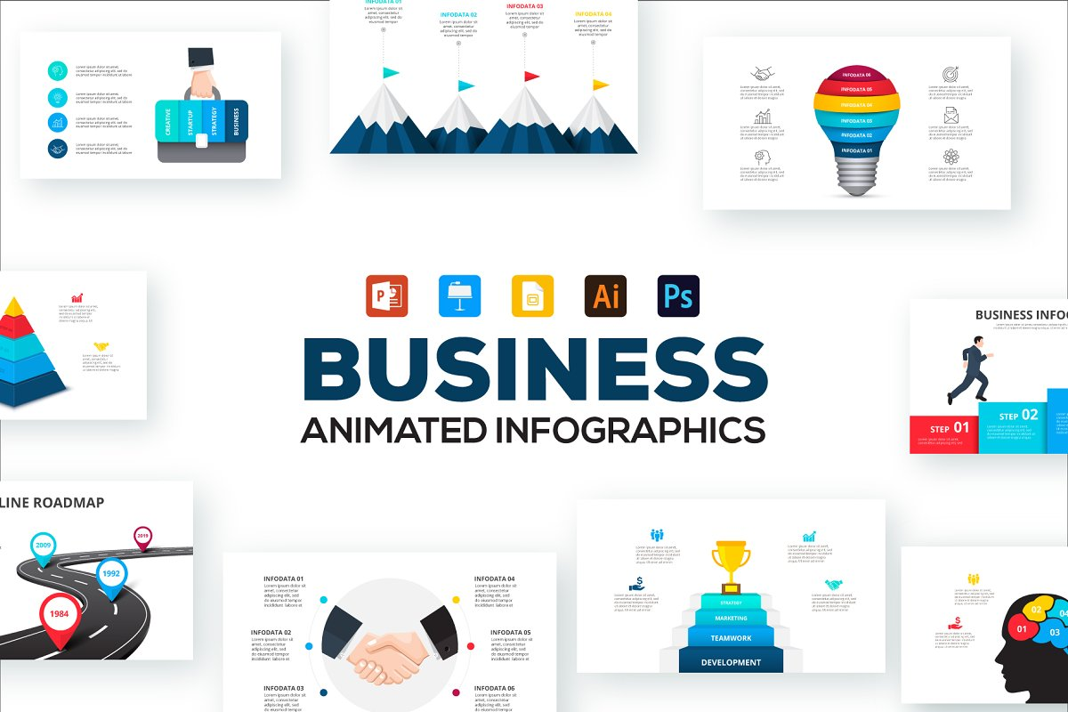 Business Analyst Infographics