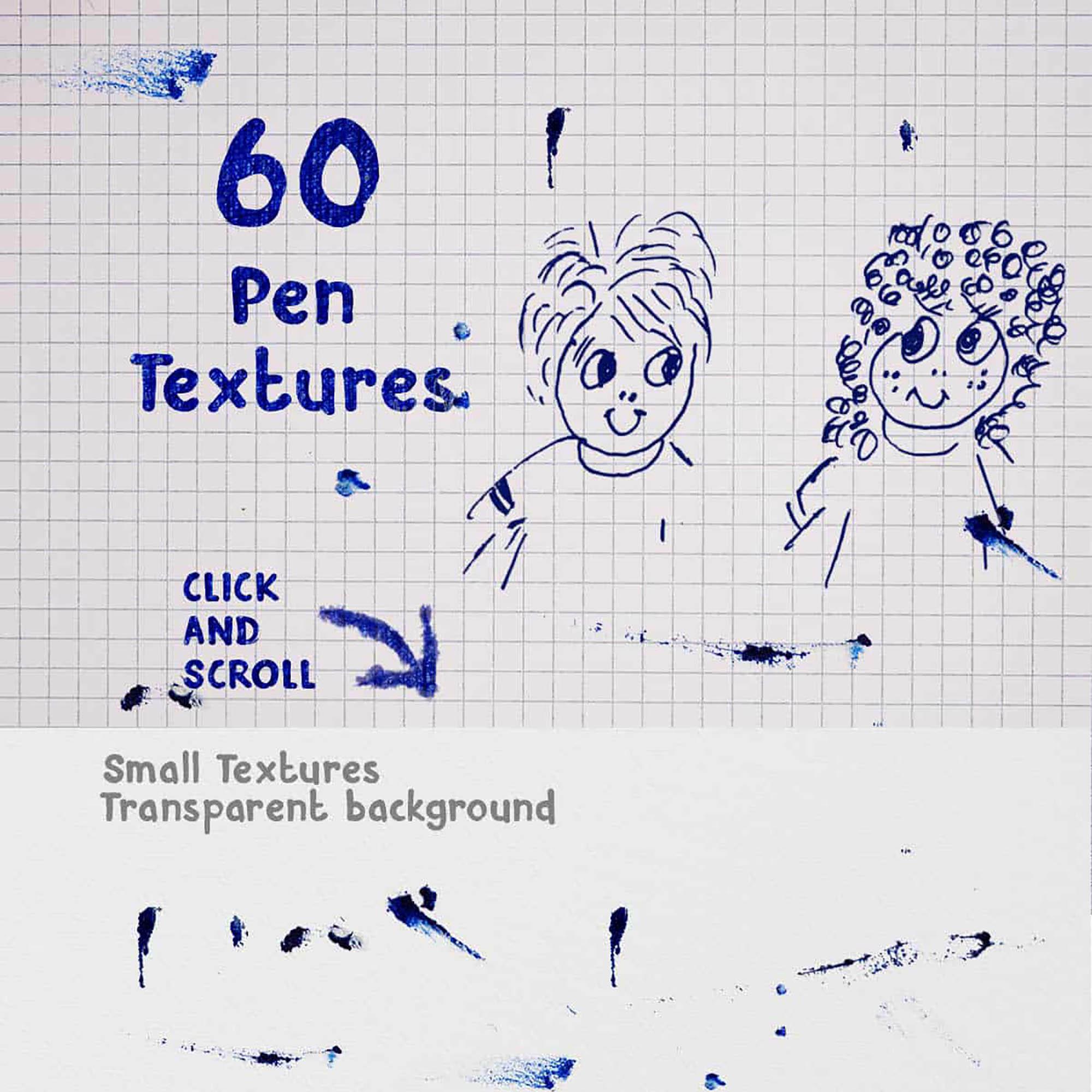 pen textures