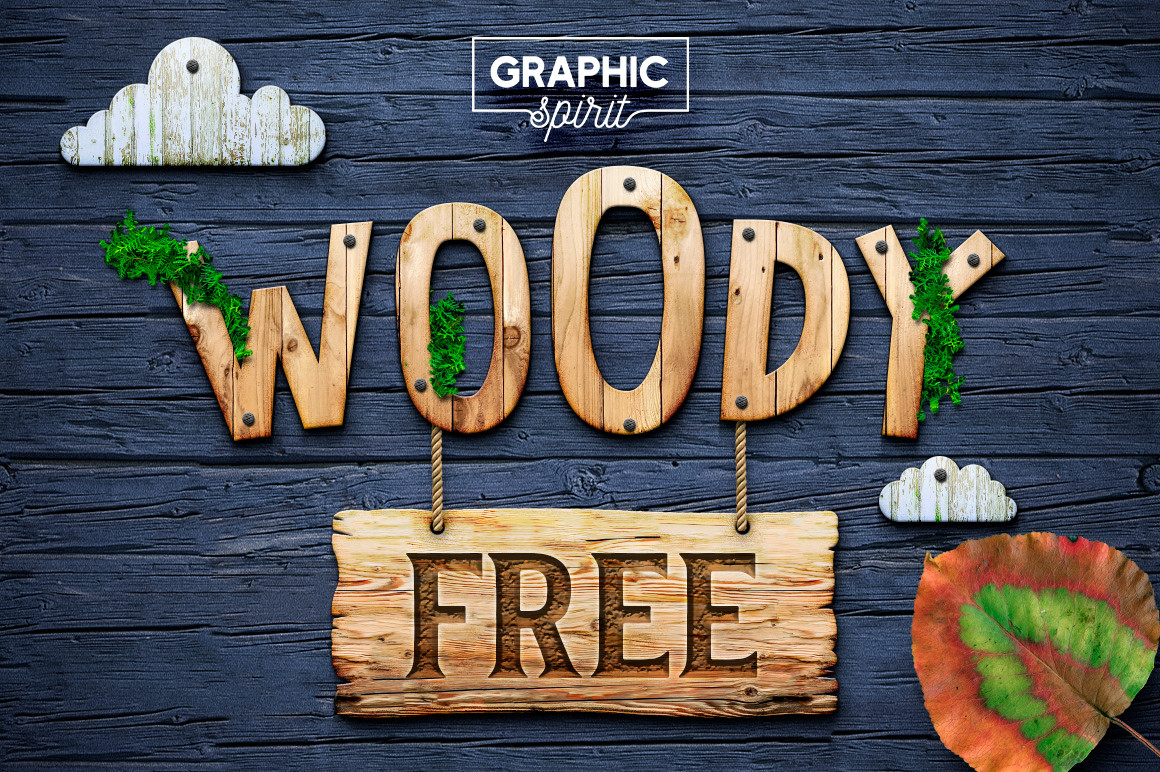 Free Wood Texture Styles For Adobe Photoshop - 1029579853