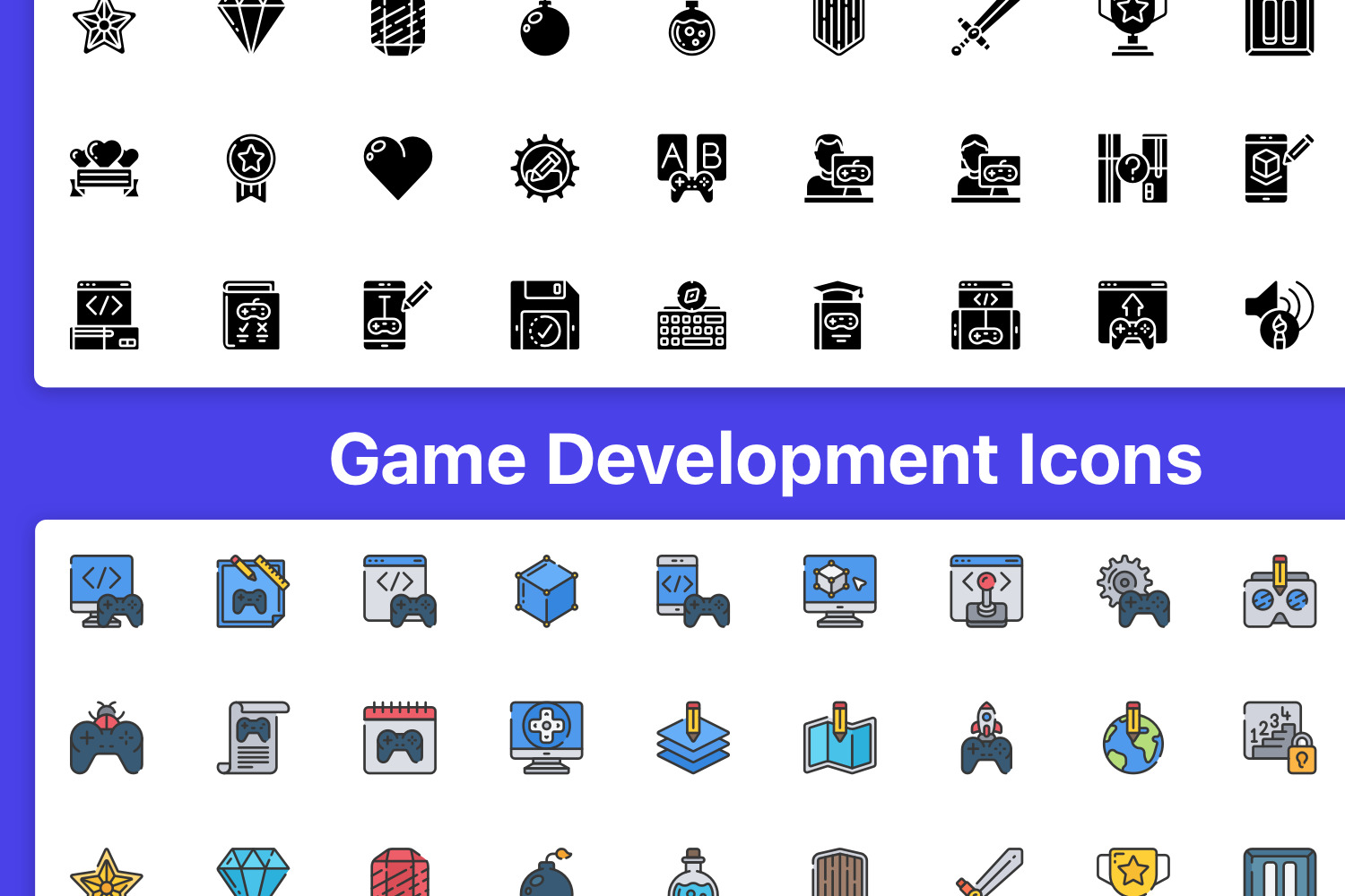 Juicy Icon Bundle - 5000 Cool Icons - 1272447 full
