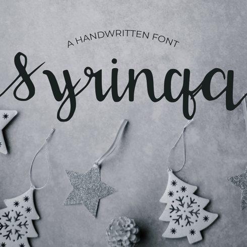 Christmas Vacation Font - ChristmasVacationFont 490x490