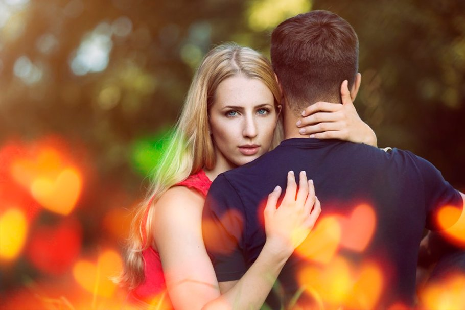 52 Heart Overlays: Romantic Heart Bokeh Photo Overlays - heart bokeh overlay actions 2