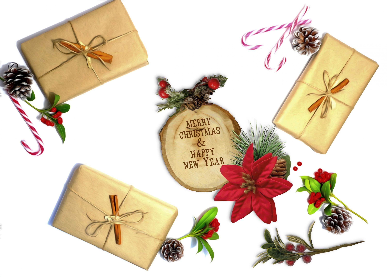 496 Christmas Illustrations: Christmas Vectors Bundle SVG, EPS, AI - 4