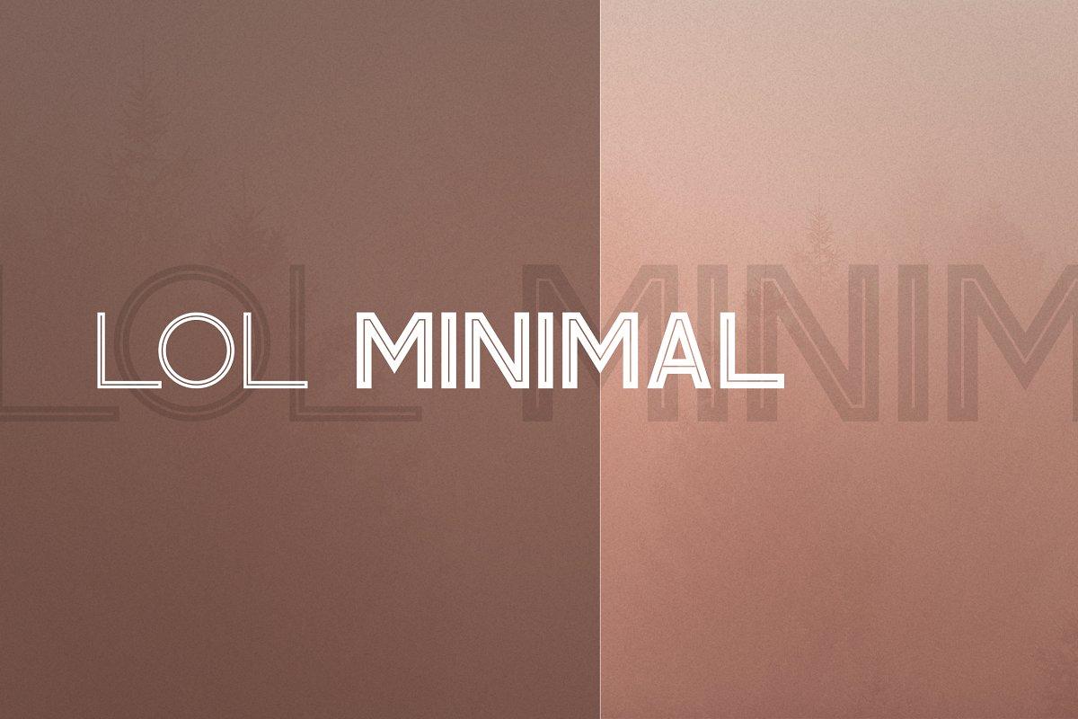 Rocking Logos Bundle: 3 fonts + 6 Logos - 6 1 2