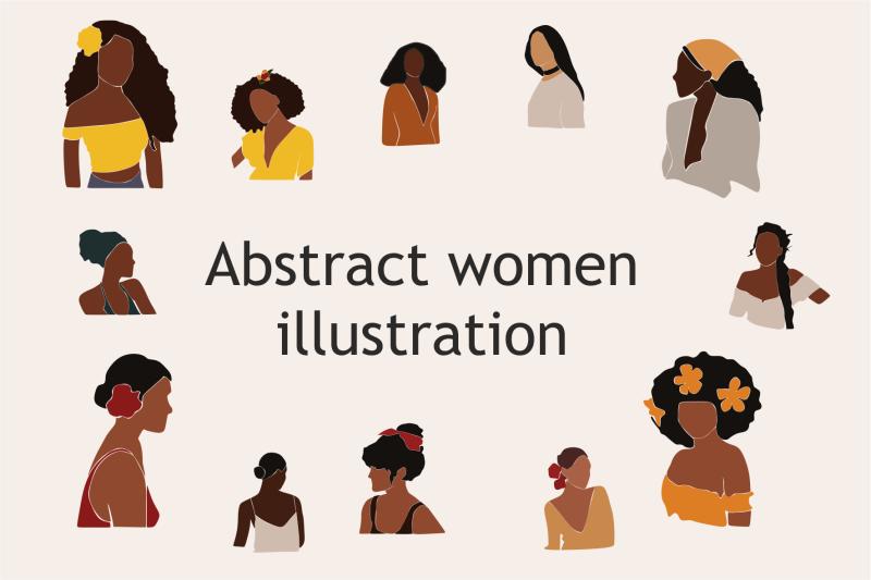 Female Portrait SVG, EPS: Girl Art Bundle - 800 3850317 r00werrauqfy4d5zve3hlmpqnneq154xkrivyz6p abstract female illustration female portrait women in vector svg e