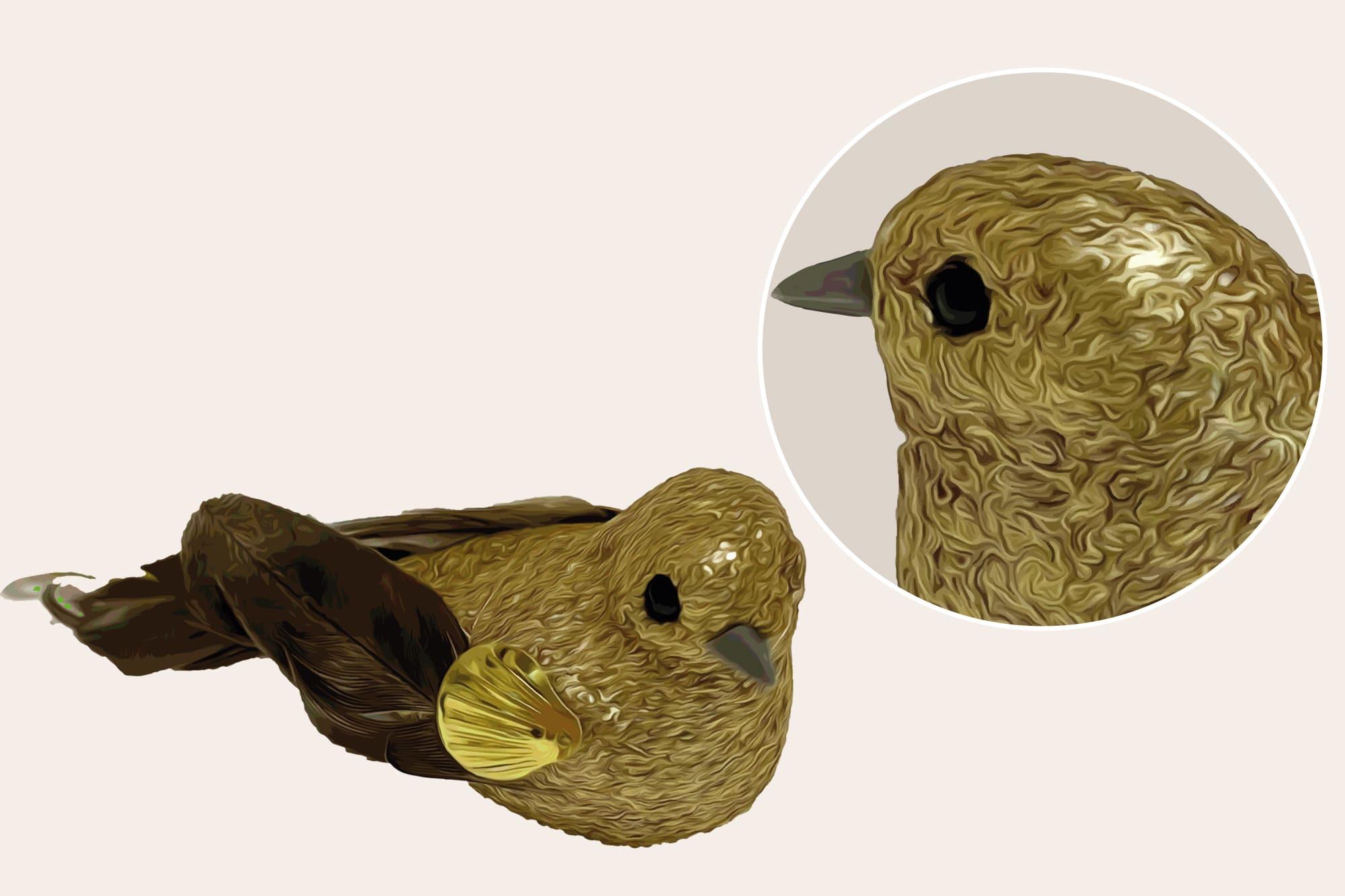 496 Christmas Illustrations: Christmas Vectors Bundle SVG, EPS, AI - Birds 2b
