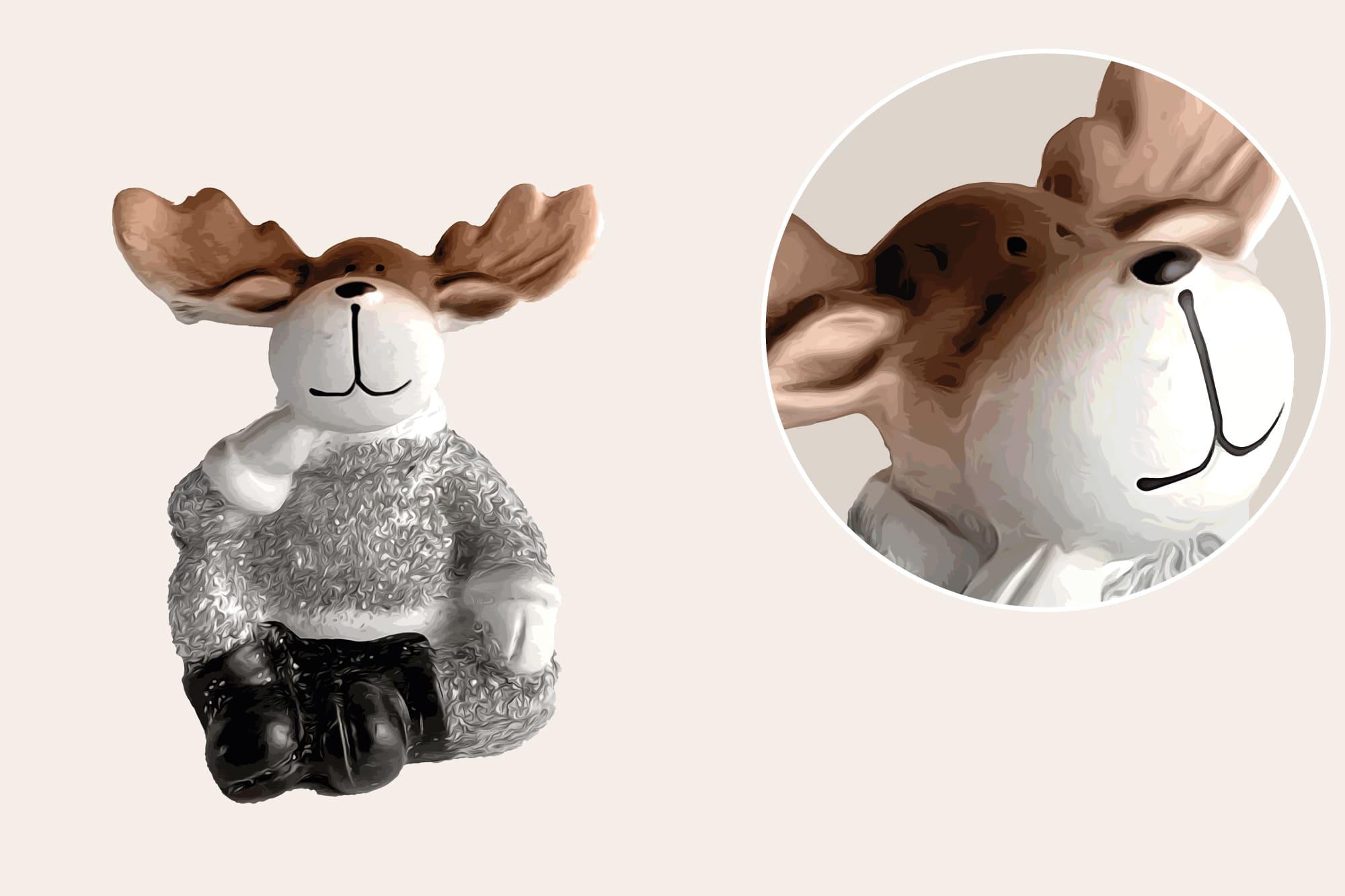 496 Christmas Illustrations: Christmas Vectors Bundle SVG, EPS, AI - Winter b